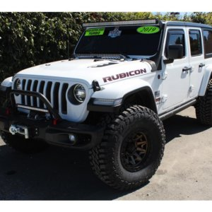 2019 Jeep Wrangler Unlimited 37s