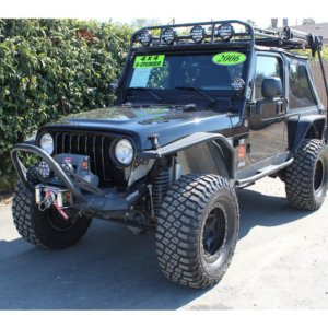 2006 Jeep Wrangler Unlimited Sport Utility 2D