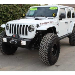 2019 Jeep Wrangler Unlimited 40's- SOLD!!!!