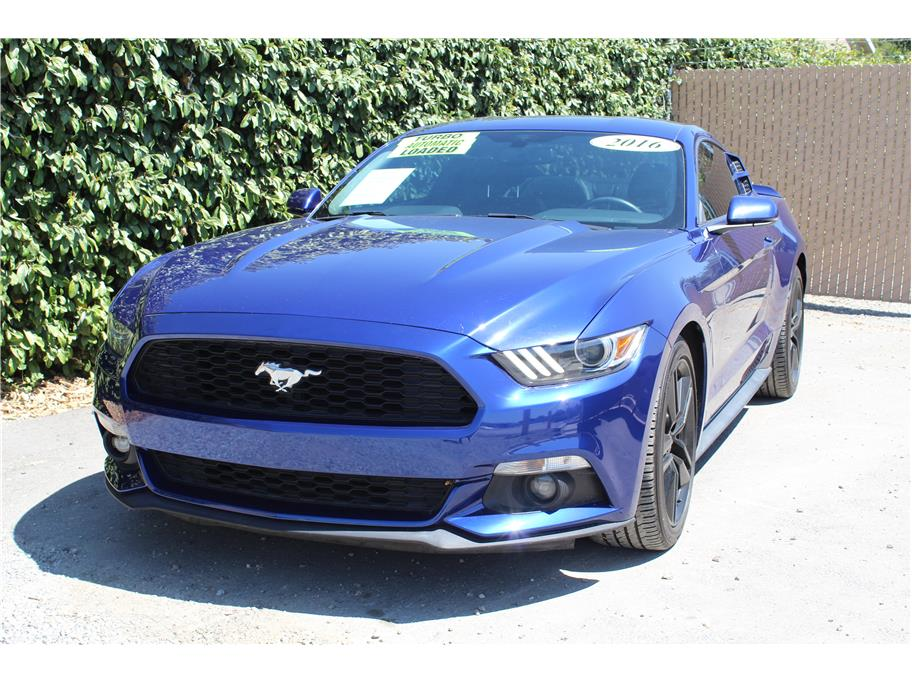 2016 Ford Mustang EcoBoost Premium Coupe 2D