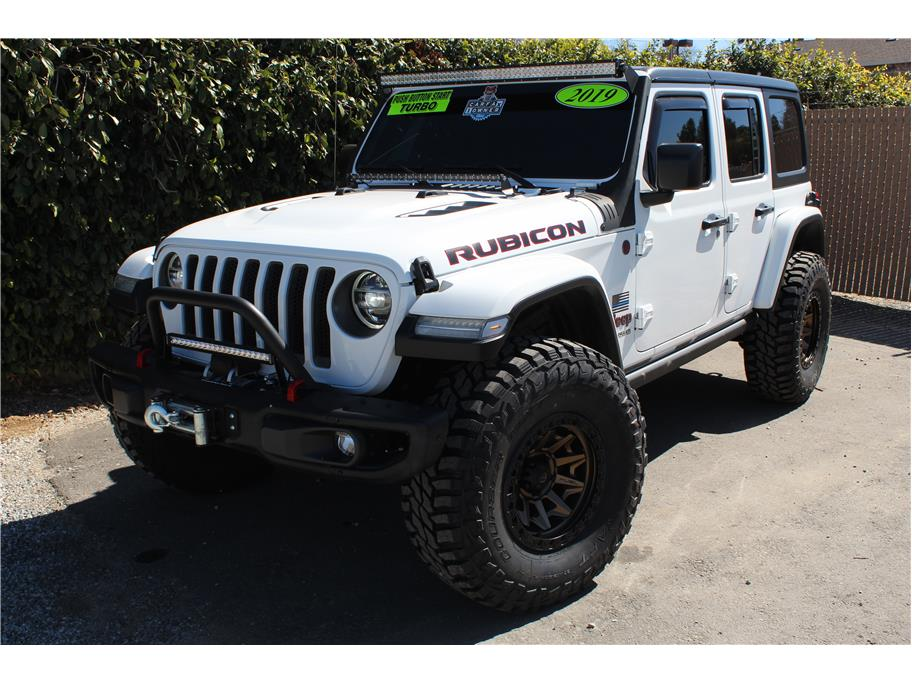 2019 Jeep Wrangler Unlimited 37s- SOLD!!!