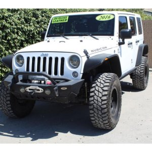 2016 Jeep Wrangler Unlimited Rubicon Sport Utility 4D-SOLD!!!