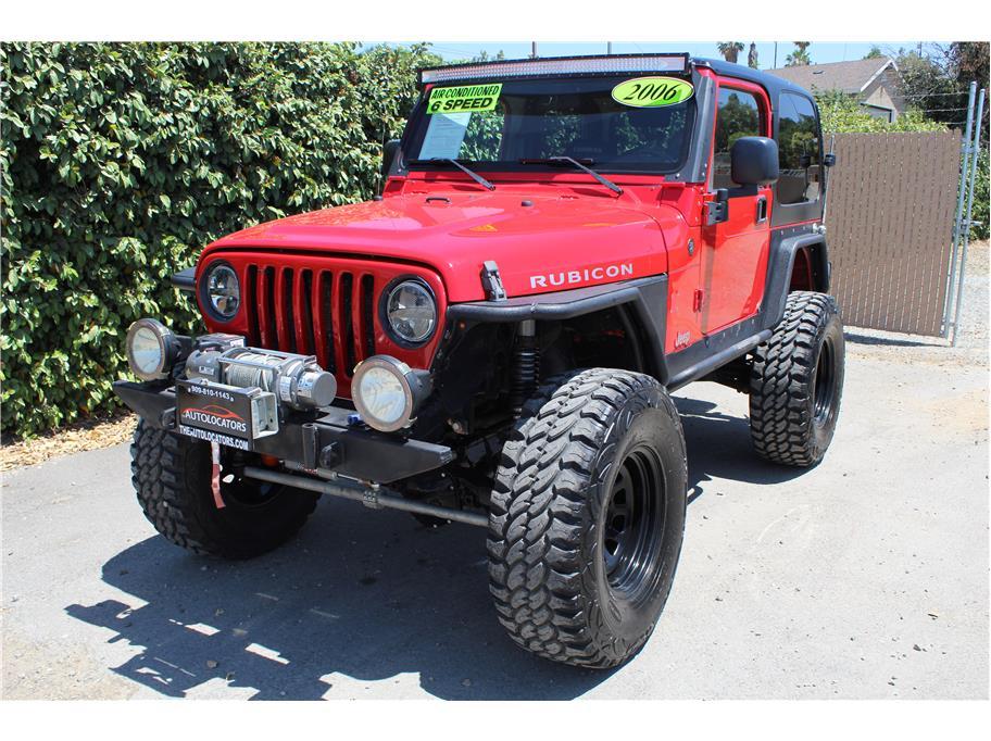 2006 Jeep Wrangler 4:88 gears- SOLD!!!!