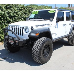 2018 Jeep Wrangler Unlimited 37s