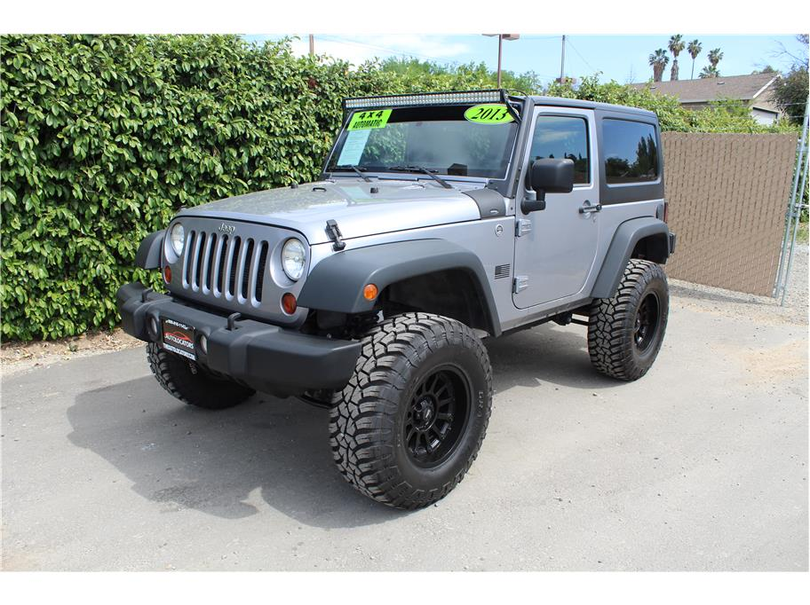 2013 Jeep Wrangler Lifted- SOLD!!!!