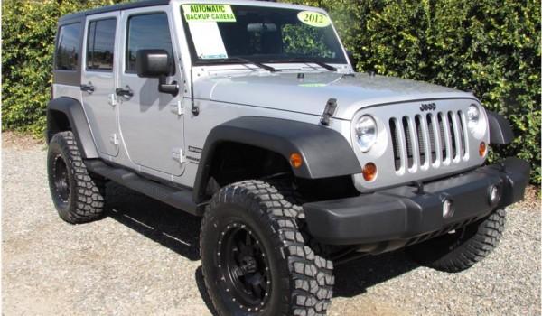 2012 jeep wrangler unlimited sport suv 4d. Black Bedroom Furniture Sets. Home Design Ideas